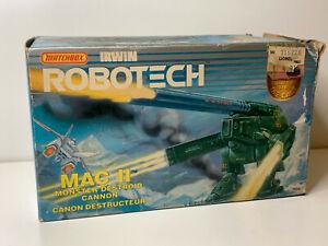 Destroid Monster Macross 1/240 scale Takatoku Matchbox Rare1984 Vintage Robotech