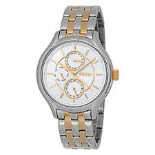 FOSSIL Uhr Daydreamer BQ1584 Damen Armbanduhr Multifunktion bicolor gold-silber
