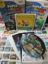 Nintendo Wii:Super Mario Galaxy 2 [TOP & 1ERE EDITION + DVD] Fr