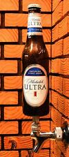 MICHELOB ULTRA  BEER TAP HANDLE - A COOL GIFT for KEGERATOR, MANCAVE or DISPLAY