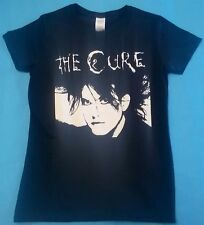 THE CURE-Ladyfit Nero T-shirt