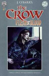 CROW Flesh and Blood (1996) #2 (of 3) - James O'Barr - Back Issue