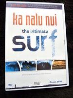 ka nalu nui - The ultimate Surf - Surf Film - Luke Siver - Daniel Opitz DVD xx