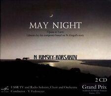 Rimsky-Korsakov: May Night, New Music