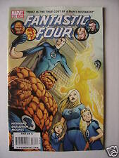 FANTASTIC FOUR ISSUE # 570. (vol.1)  DIRECT EDITION.  OCTOBER 2009.n.mint,unread