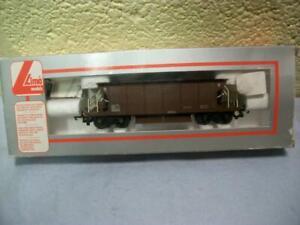 Sealion Bogie Ballast Wagon DB982924 BR Bauxite Lima No 305666 00' Boxed 80s Iss