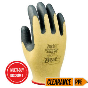 Nitrile coated Gloves 4560 Zorbit Ultimate - 3 PAIRS