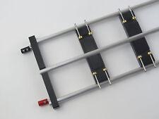 Rollenprüfstand Spur 0 von KPF-Zeller, 10 Laufkatzen, 800 mm