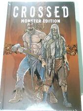 CROSSED Monster Edition # 1 inkl. Nr.1 + 2 ( Panini 2017 Hardcover ) NEU