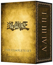 YUGIOH Yu-Gi-Oh! The Complete Series Collector DVD Set (2014 32-Disc) Season 1-5