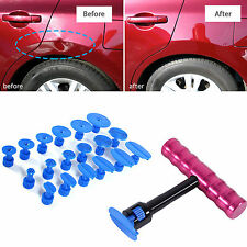 Car Body Repair Kit Auto Bodywork Paintless Dent Ding Hail Removal Tool