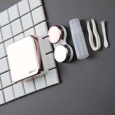 Contact Lens Portable Mini Plastic Travel Holder Storage Soaking Box Case New