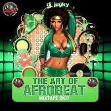 THE ART OF AFROBEAT MIXTAPE 2017