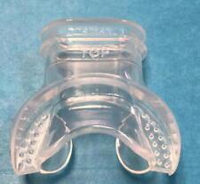 Scuba Regulator Silicone Mouthpiece Comfortable Bite Design
