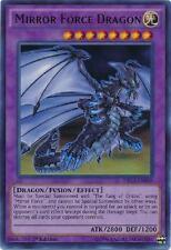MIRROR FORCE DRAGON Yugioh MINT Dragons of Legend Unleashed DRL3-EN059 Ultra
