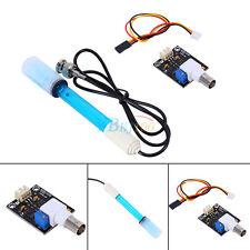 PH 0-14 Module de Capteur de Liquide + PH Sonde Electrode Probe BNC Pour Arduino