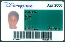 PASSEPORT  DISNEY STUDIO  PARIS  BADGE ETAT BON ETAT  N°113