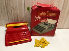 Ligrett toy typewriter smith corona