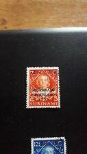 Suriname gestempeld nr 295 jaar 1953 (a2, 37, 110)