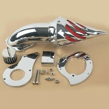 Chrome Air Cleaner Intake Filter For Honda Shadow VLX600 VT600CD Deluxe 99+ New