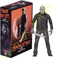 Neca Horror Movie Friday The 13th Part V Jason 18cm PVC Action Figure New Toy