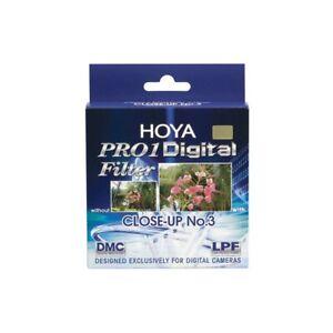 Hoya 62mm Pro 1 Digital - Close Up No. 3 Multi -Coated Filter
