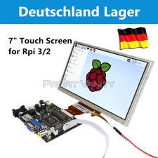 "SainSmart 7"" TFT Touch Screen LCD mit Driver HDMI VGA 2AV for Raspberry Pi 3 DE."