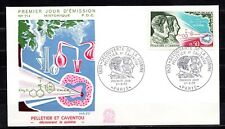 France - 1970 150 years discovery of kinine -  Mi. 1703 FDC (historique) (1)