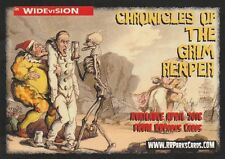Chronicles Of The Grim Reaper/Three Stooges Series 5 Promo 4