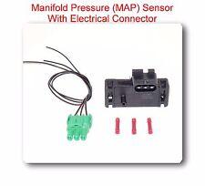 Map Sensor W/ Pigtail Fits: Acura Hummer Asuna GM Honda Isuzu Jeep Saturn Volvo