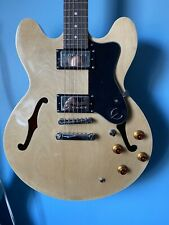 Epiphone ES-335 Dot Semi Hollowbody Electric Guitar Natural