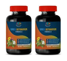 liver cleanse formula - LIVER DETOXIFIER FORMULA - digestive health pills 2B