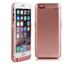 iPhone 6 Plus / 6S Plus 10000mAh Rose Gold PowerBank Protective Battery Case