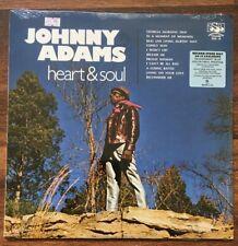 Johnny Adams - Heart & Soul LP [Vinyl New] Limited Ed /1000 Blue Album RSD RM