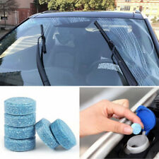 10Pc Glass Washer Effervescent Tablet Rain Scraper Car Solid Wiper Spray Cleaner