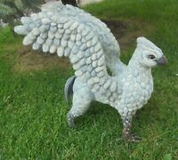 Realistic Hippogriff felted collectible artist handmade fantasy toy