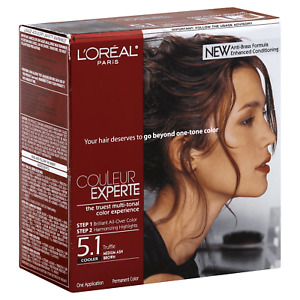 L'Oreal Couleur Experte Express 5.1 Medium Ash Brown Hair Color