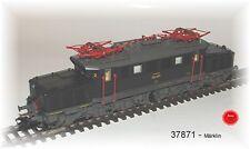 Märklin 37871 E-Lok BR E 93 der DB schwarz mfx+ Sound Metall #NEU in OVP#