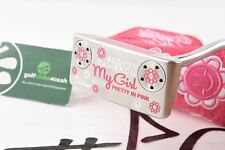 """SCOTTY CAMERON MY GIRL 2010 BUTTONBACK PRETTY IN PINK PUTTER / 33"""" / SCPMYG001"""