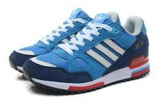Adidas Originals Mens ZX 750 Trainers Adidas Sports Classic Trainers Germany Blu