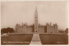 CANADA :Main Parliament Buildings,Ottawa RP-CANADIAN NATIONAL RAILWAYS