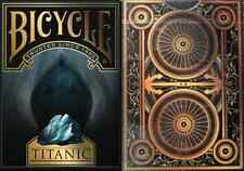 Bicycle Titanic Death Playing Cards Memorabilia - Limited Edition - SEALED