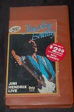 Vintage Jimi Hendrix Concert Live At Berkeley Beta Video 1984