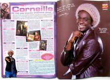 CORNEILLE => coupure de presse 2 pages 2004 !!! CLIPPING