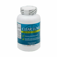 Clear Lungs Extra Strength Clear Lungs - 200 Capsules Lung Aid