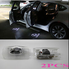 2PCS Car Door Projector Welcome Ghost Shadow Led Laser Lights For ES RX SC
