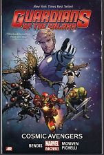 GUARDIANS OF THE GALAXY VOL 1 COSMIC AVENGERS MARVEL '15 SC GN TPB BENDIS NEW