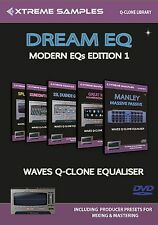 Xtreme samples Dream eq Modern EQS Edition 1 (waves Q-clone library)