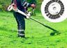 High Quality Steel Wire Wheel Brush Grass Trimmer Head For Garden Lawn Mower