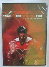 2008 PHILADELPHIA WINGS - YEAR IN REVIEW DVD - BRAND NEW